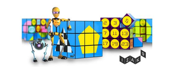Izak9 - Bringing Maths to Life!
