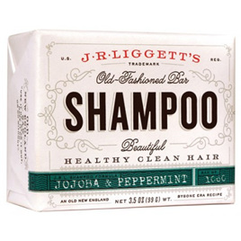 J.R. Liggett's Jojoba and Peppermint Shampoo Bar