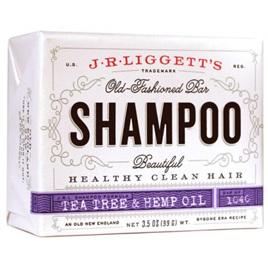 J.R. Liggett's Tea Tree and Hemp Oil Shampoo Bar