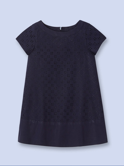 Jacadi Navy dress