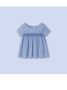 Jacadi smocked top