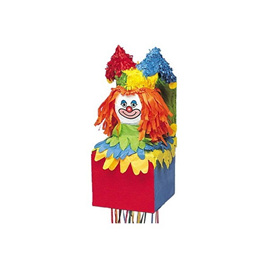 Jack in the Box Pinata