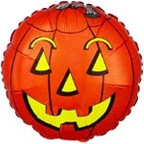 Jack-O-Lantern - Halloween Foil Balloon