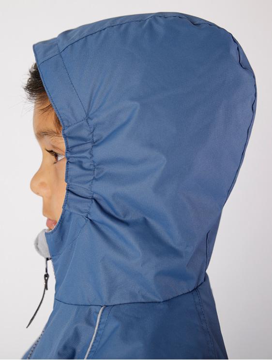 jacker raincoat warm nz waterproof