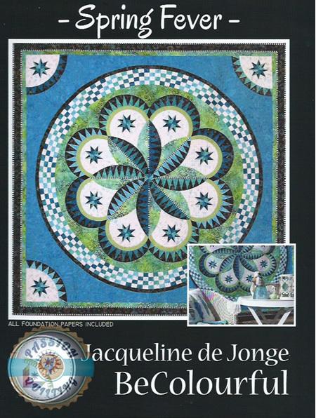 Jacqueline de Jonge Be Colourful Spring Fever