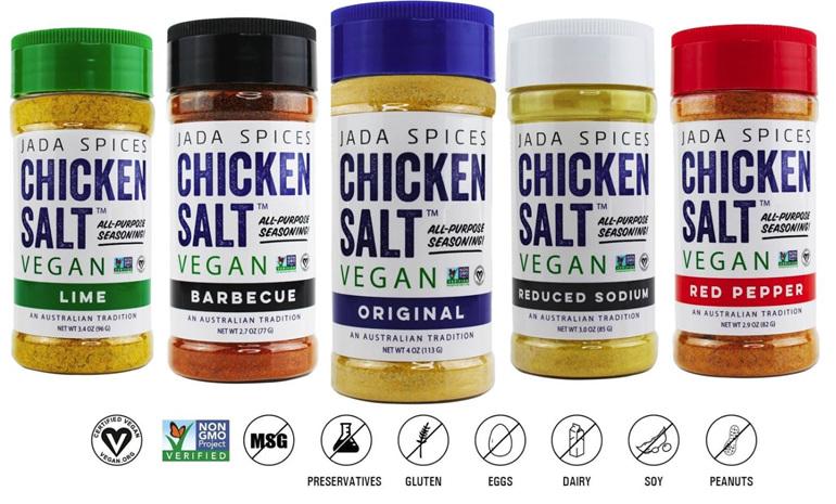 Jada Spices Chicken Salt