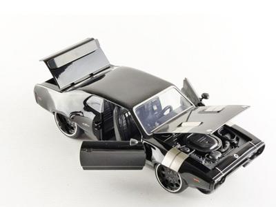 Jada Toys Fast & Furious 8 1/24 Dom's Plymouth GTX