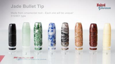 Jade Bullet Tip