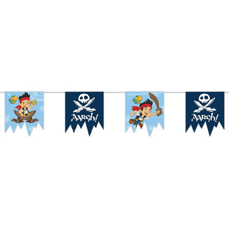 Jake & the Neverland Pirates Bunting