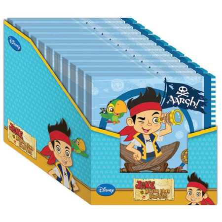 Jake & the Neverland Pirates -  Lunch Napkins