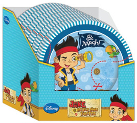 Jake & the Neverland Pirates -  Party Plates x 8