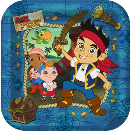 Jake &  The Neverland Pirates Party Range