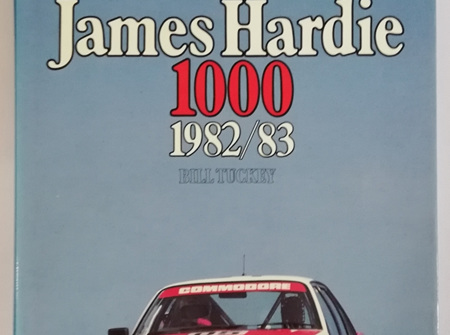 James Hardie 1000 1982/83 by Bill Tuckey