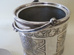 James Shaw and Fisher biscuit barrel