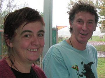 Jan and Geoff Speeden
