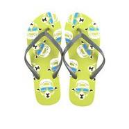 Jandals - Flip Flops - Cool Sheep