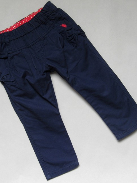 Jang Pierre Navy pants
