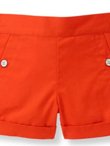 Janie and Jack Orange Shorts