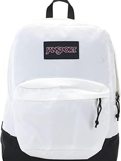 Jansport 25L BackPack Blk/White Blk Label Limited Edition