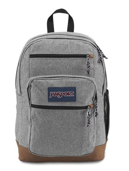 Jansport Cool Student Grey Letterman Poly 34L