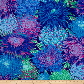 Japanese Chrysanthemum Blue PWPJ041122