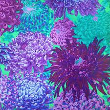 Japanese Chrysanthemum Purple