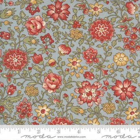 Jardin De Fleurs Givernyv Ciel Blue 13894-22