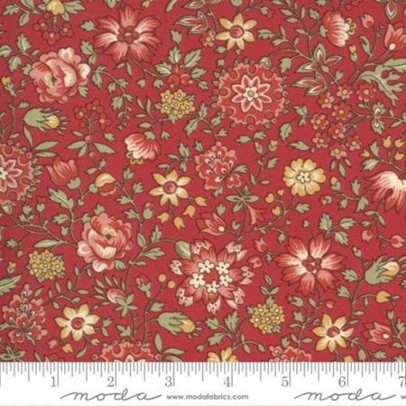 Jardin De Fleurs Givernyv Rouge 13894-12