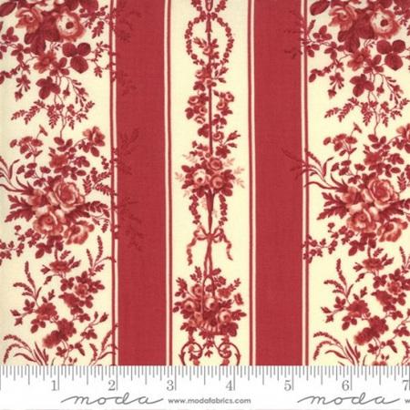 Jardin  De Fleurs Trocadero Rouge 13891-11