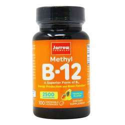 Jarrow Formulas Methyl B-12 2500mg