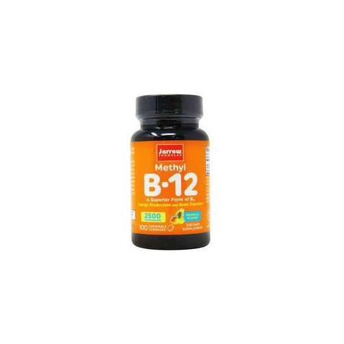 Jarrow Formulas Methyl B-12 2500mg