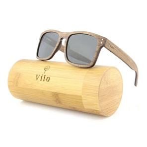 Jasper Walnut Wood Sunglasses