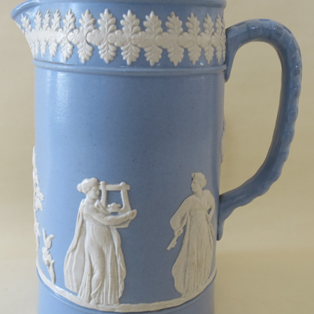 Jasper ware jug