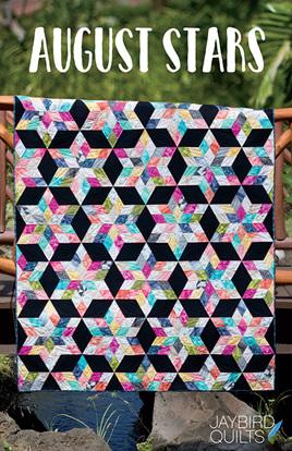 Jaybird Quilts - August Stars