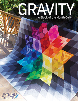 Jaybird Quilts - Gravity
