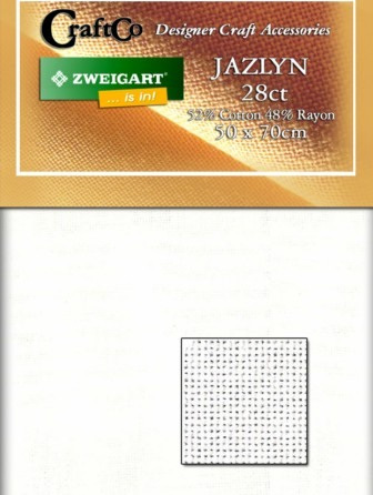Jazlyn Fat Quarter - 28 count
