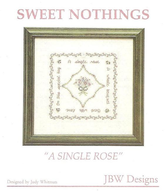 JBW56    A Single Rose