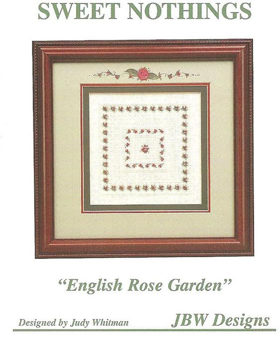 JBW68   English Rose Garden