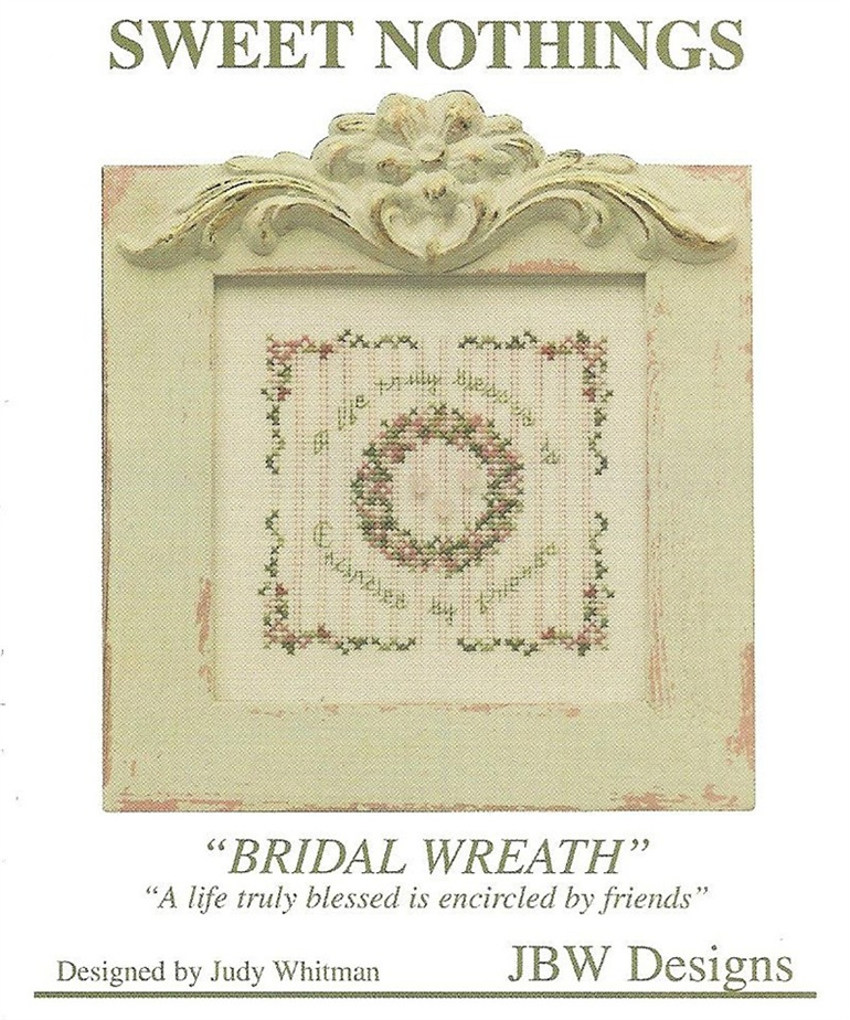 JBW76  Bridal Wreath