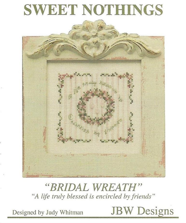 JBW76  Bridal Wreath