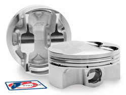 JE BA-BF XR6 Turbo Pistons 0.5mm OS 9.0:1