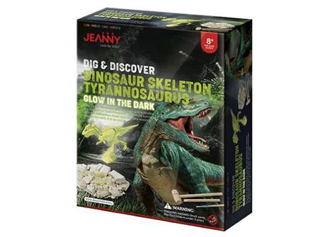 Jeanny Dig & Discover Dinosaur Skeleton