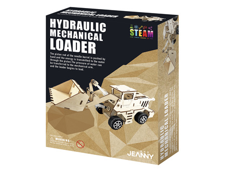 Jeanny Hydraulic Mechanical Loader