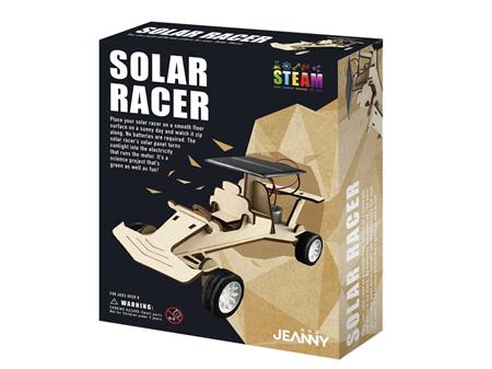 Jeanny Solar Car