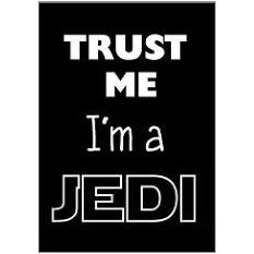 Jedi Fridge Magnet