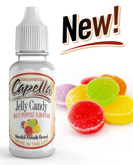 Capella Jelly Candy Flavour Concentrate