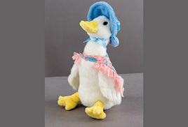 Jemima Puddleduck Toy