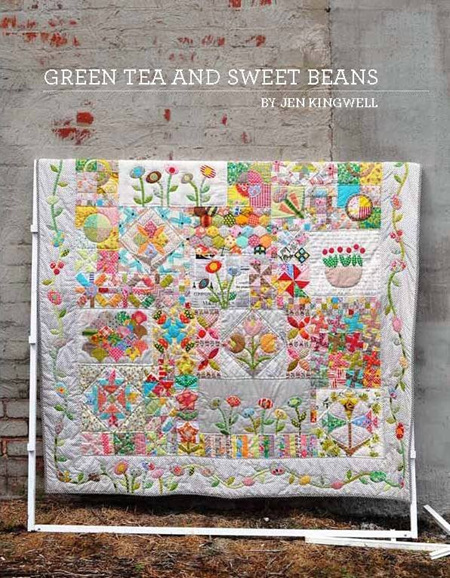 Jen Kingwell - Green Tea and Sweet Beans