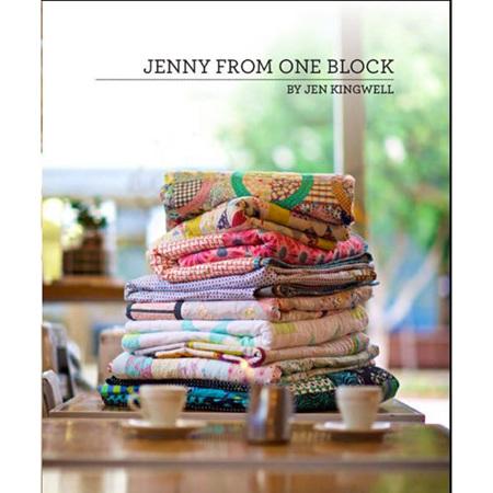 Jen Kingwell - Jenny From One Block