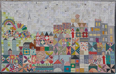 Jen Kingwell - My Small World Quilt